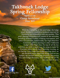 Spring Fellowship