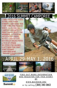 Summit Camporee Flyer 1